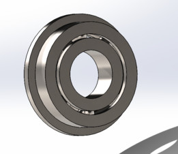 Stainless Steel F686 Ball Bearing