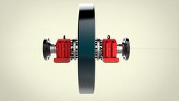 Fly Wheel Assembly