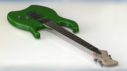 Electric Guitar Concept