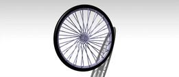 bike weel