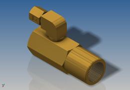 Siphon Fitting (Hago SH 609-56)