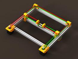 CoreXY Frame (v.2.0)