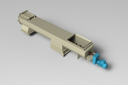 SCREW CONVEYOR / TRANSPORTADOR DE ROSCA