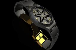 Carbyn Fyber 1 Watch Concept