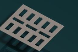 solar substrate holder