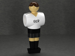 Table Soccer figure - Germany