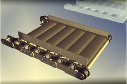 The chain conveyor