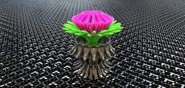 BRO FLOWER 3DPRINTING