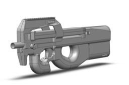FN P-90