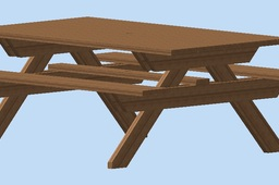 Pick-Nick Table