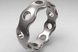 Ti Ring Proto #7