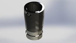Clerget 9B 130 HP Cylinder