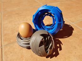 Ovosphere v1.0 - GrabCAD Egg Drop Challenge