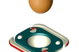 Breack eggs