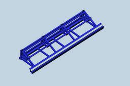 Sheet metal bender Листогибочный станок