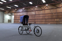 Rickshaw - The Ultimate three wheeler