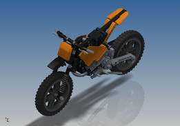 LEGO Technic - Moto Cross Bike (42007)