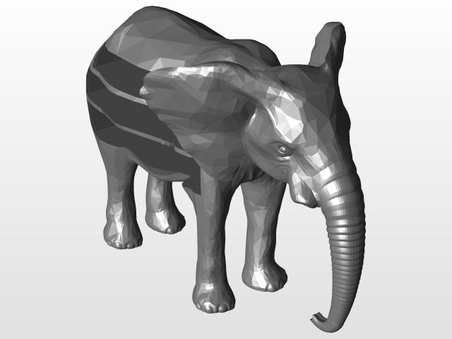 Elephant Cabinet - STL - 3D CAD model - GrabCAD