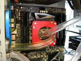 LGA2011 or 1366 Intel Waterblock adapter