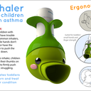 Inhaler for children with asthma