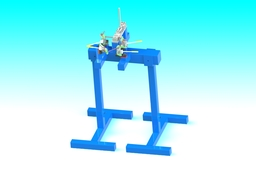manual tube bending fixture