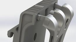 NASA Handrail clamp V2.0