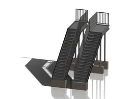 Duplex Stair Set