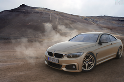 BMW 4 Series Coupe M Sport F32 '14