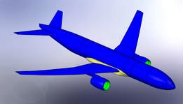 AIAA CFD Drag Prediction Workshop 6 (DPW6) model