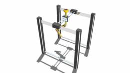 gantry - Recent models | 3D CAD Model Collection | GrabCAD Community
