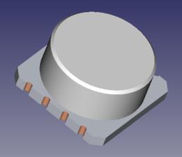 MS5803-02BA Miniature Altimeter Module