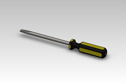 Flat-Head Screw Driver