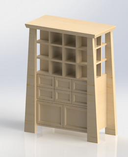 furniture - Recent models | 3D CAD Model Collection