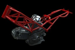 Ducati Monster M900 frame