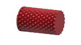 cylindrical massage ball