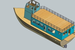 boat model avi file