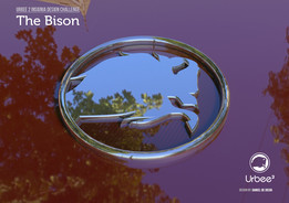 URBEE 2 Insignia Design Challenge / The Bison