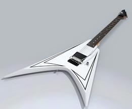 ESP Flying V guitar