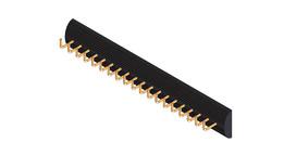 9800-0000-0000 Carbon Fibre and Brass Tie rack