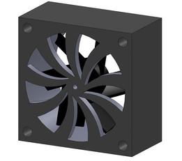 50 x 50 mm DC fan