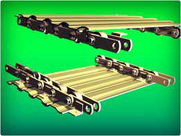 The chain conveyor