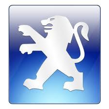 Peugeot Logo - CAD - CAM