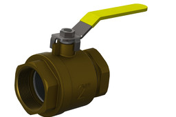 "2"" Manual Brass Ball Valve Max-Air 340 Series."