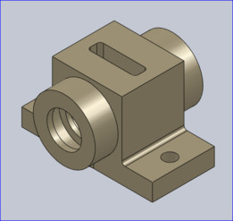 Auxiliary shaft bearing