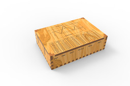 PG Thread tap storage box