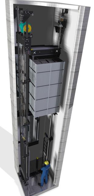 mrl elevator project   3D CAD Model Library   GrabCAD