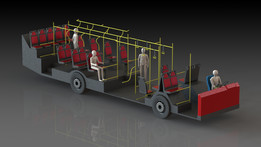 Public bus Human Factor and Ergonomics redesign