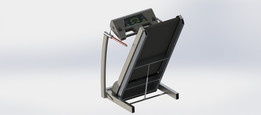 Flipable Treadmill