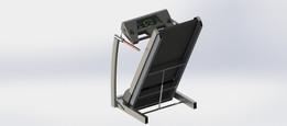 Flipable Treadmill