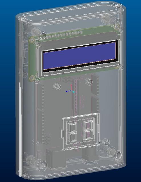 Adafruit-Enclosure for Arduino Uno | 3D CAD Model Library